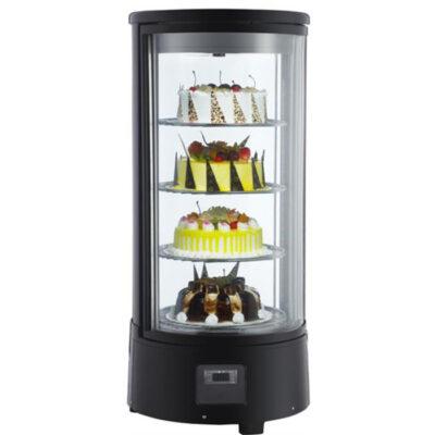 Vitrine frigorifice verticale pentru cofetarie
