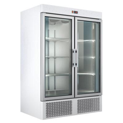 Dulapuri congelare cu usa din sticla