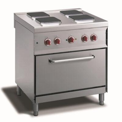 Masini de gatit electrice cu cuptor, linia 700