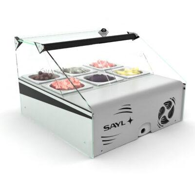 Vitrine frigorifice pentru salate