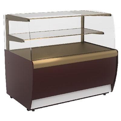 Vitrina frigorifica pentru cofetarie/patiserie MINI, 1370x650mm