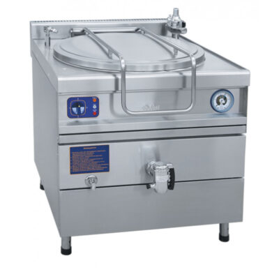 Marmita electrica, incalzire indirecta, 160 litri