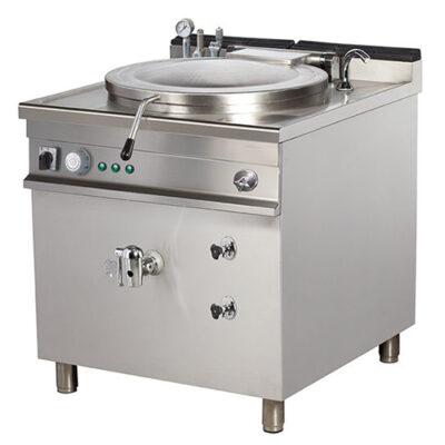 Marmita electrica cu incalzire indirecta, 100 litri