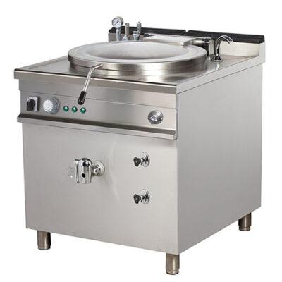 Marmita electrica cu incalzire indirecta, 400 litri
