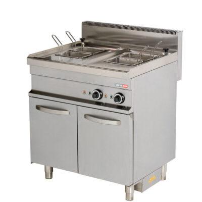 Masina de gatit paste electrica, 14+14 litri