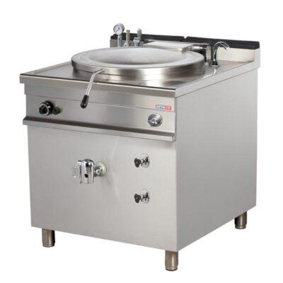 Marmita pe gaz, incalzire indirecta, capacitate 150 litri