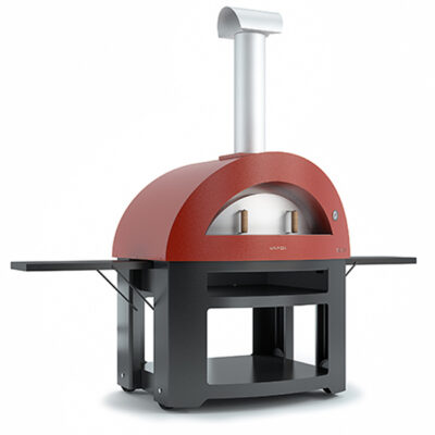 Cuptor pe lemne ALLEGRO, 5 pizze