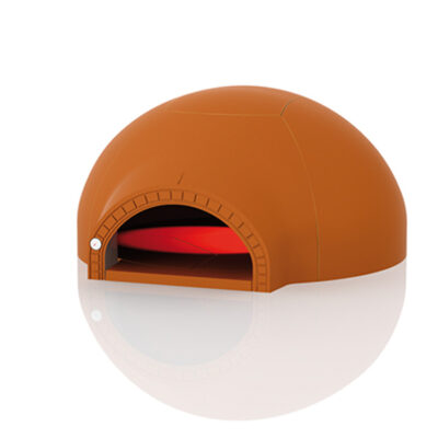 Cuptor pizza pe lemne PERSONAL, 5 pizze