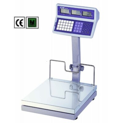 Platforma de cantarire CAS EB-S, 30/ 60kg