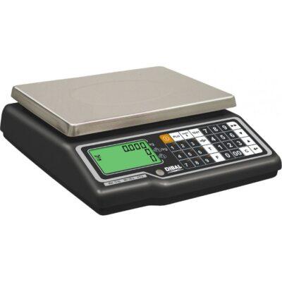 Cantar electronic DIBAL G310-15/30 kg cu baterie