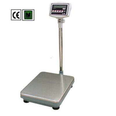 Platforma de cantarire Cely, 300kg, 600x800mm