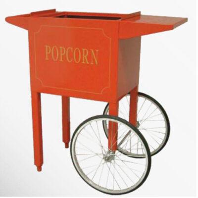 Carucior pentru aparat popcorn