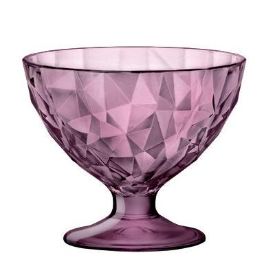 Cupa de inghetata 22cl DIAMOND mov