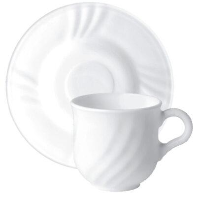 Set 6 cesti cafea 10cl EBRO