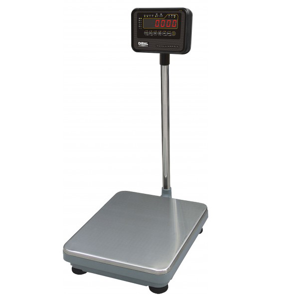 Platforma de cantarire DIBAL, 300kg