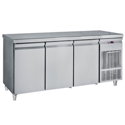Masa frigorifica cu 3 usi, 1850x700mm