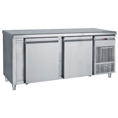 Masa frigorifica cu 2 usi, 1850x600x850mm