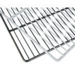 Raft inox pentru dulap frigorific/congelare 53x65cm 1