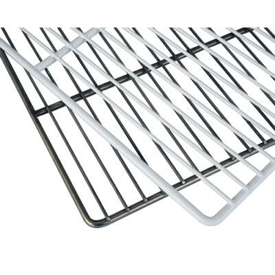 Raft inox pentru dulap frigorific/congelare 53x65cm