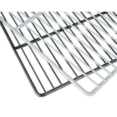 Raft inox pentru dulap frigorific/congelare