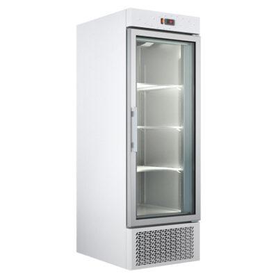 Dulap frigorific cu usa din sticla, 440 litri