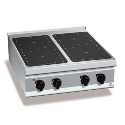 Masina de gatit electrica cu infrarosu-4 zone coacere