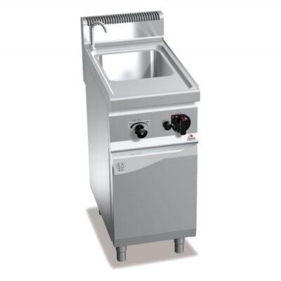 Masina de gatit paste pe gaz 30 litri cu dulap