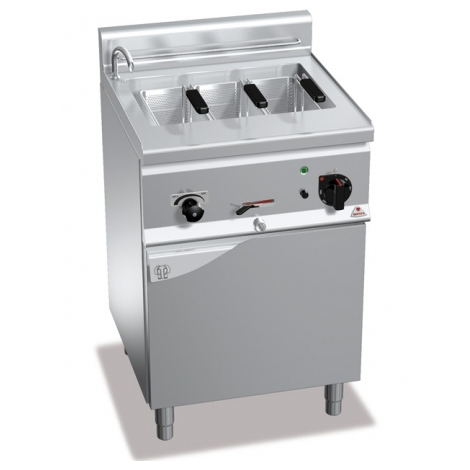 Masina de gatit paste electrica cu dulap 25L
