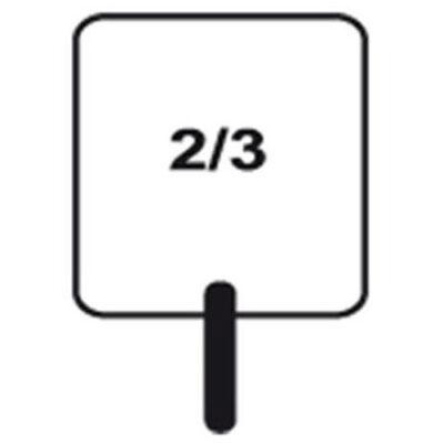Cos GN2/3 pentru masina de gatit paste