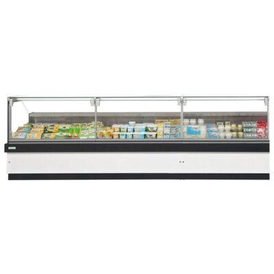 Vitrina frigorifica GERANIUM 1250x1120mm