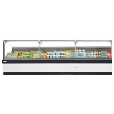 Vitrina frigorifica GERANIUM 1250x1220mm