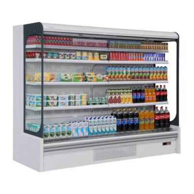 Rafturi frigorifice cu agregat