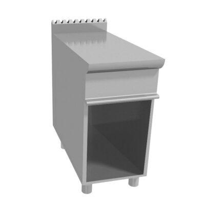 Element neutru, baza cu cadru deschis, 400x900x850mm