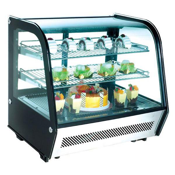 Vitrina frigorifica cu geam culisant 120 litri