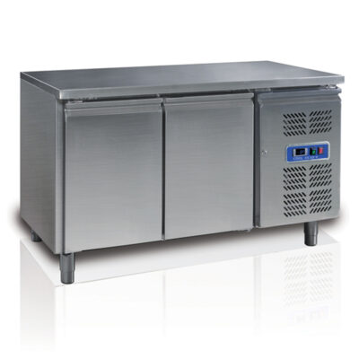 Masa frigorifica cu 2 usi, 1360x700x860mm
