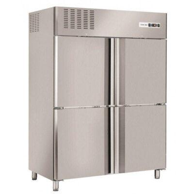 Dulap frigorific dublu, din inox, 1220 litri
