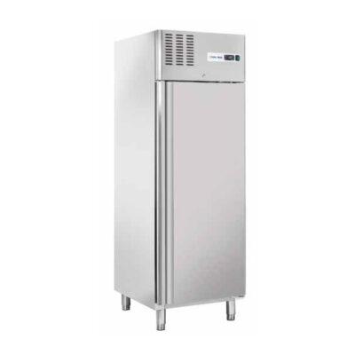 Dulap de congelare din inox, 550 litri