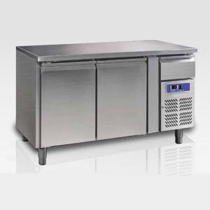 Masa frigorifica cu 2 usi si sertar, 1360x600mm
