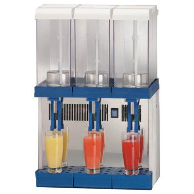 Dispenser suc 3x9 litri
