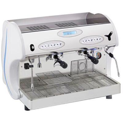 Espressor automatic cafea KICCO alb-2 grupuri