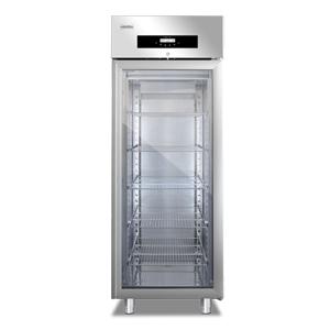 Dulap frigorific cu usa din sticla pentru maturare carne si branzeturi, 100kg