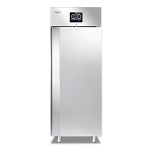 Dulap frigorific din inox pentru maturare mezeluri, control touch screen, 100kg
