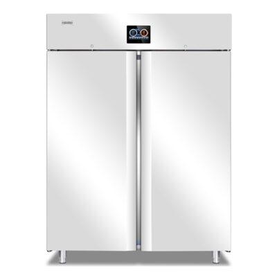 Dulap frigorific din inox pentru maturare mezeluri, control touch screen, 200kg