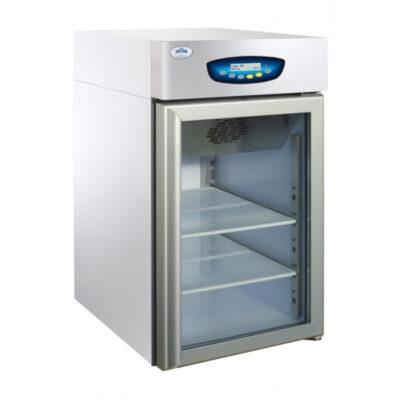 Mini frigider pentru ciocolata, cu usa din sticla, 530x650x950mm
