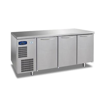 Masa frigorifica cu 3 usi, 1759x700mm