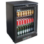 Vitrina frigorifica pentru bar, 140 litri