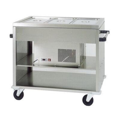 Carucior frigorific, 1240x720x940mm