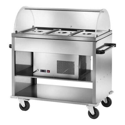 Carucior frigorific, 1240x720x1260mm