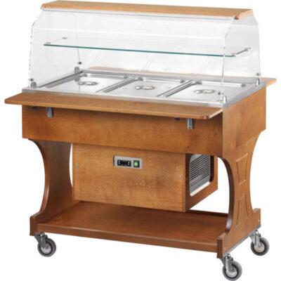 Carucior frigorific, 1110x820x1340mm