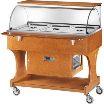 Carucior frigorific, 1110x750x1260mm